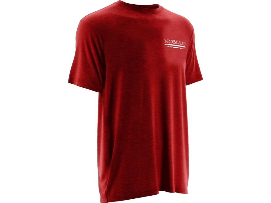 NOMAD Men's American Archer T-Shirt Short Sleeve Cotton