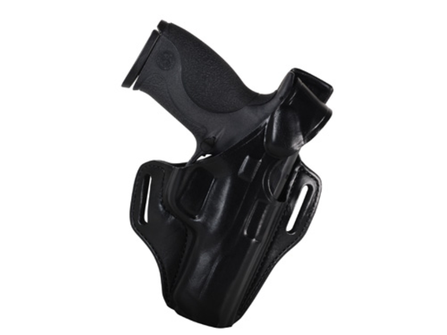 Bianchi 56 Serpent Outside the Waistband Holster Leather