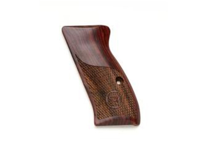 CZ Grips CZ 75 Compact 1/2 Checkered Cocobolo
