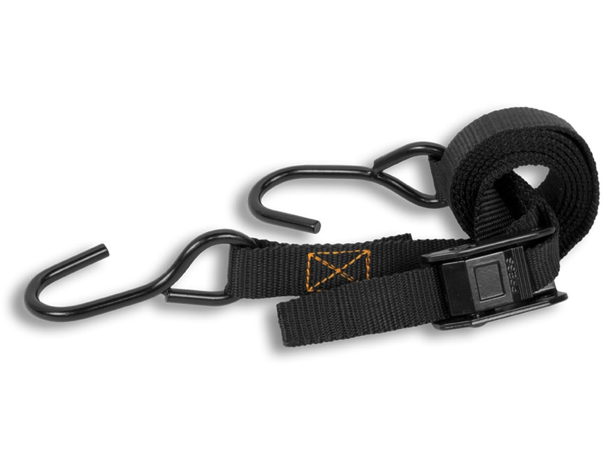 Muddy Outdoors Treestand Cam Buckle Strap Black Pack of 3