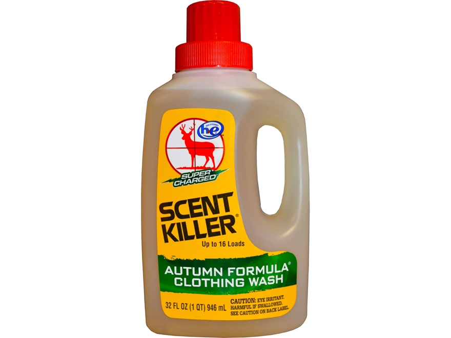 Wildlife Research Center Scent Killer Scent Elimination Autumn Formula Laundry Detergen...