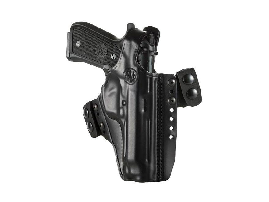 Beretta Mod. 3 Belt Holster Right Hand 92FS, 96 Leather Black