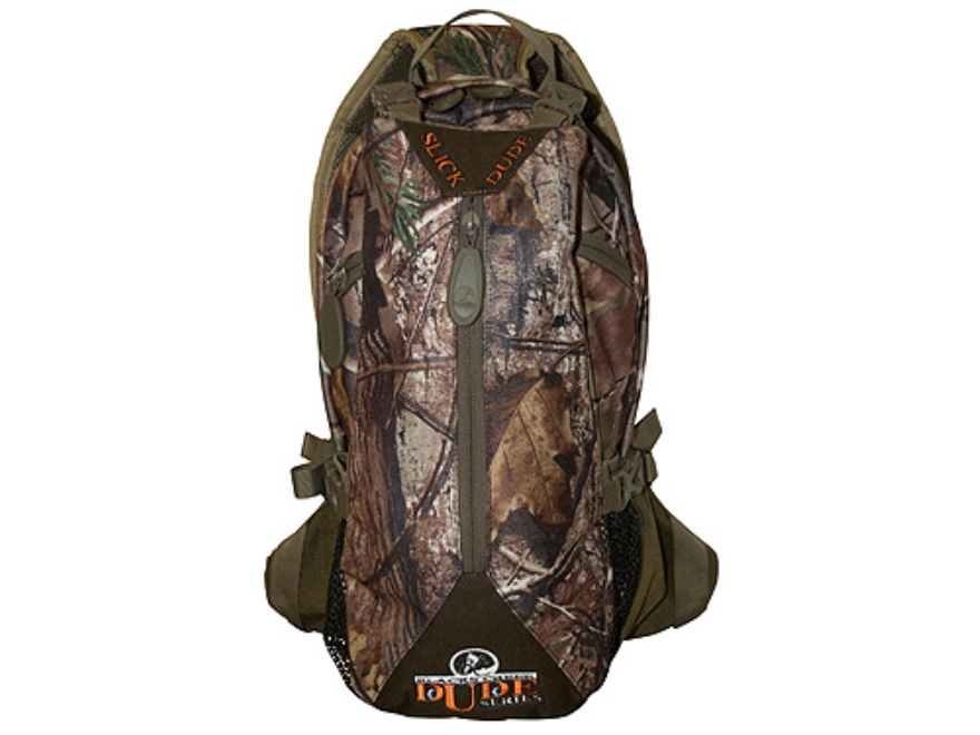 Blacks Creek Slick Dude Backpack Polyester Realtree AP Camo