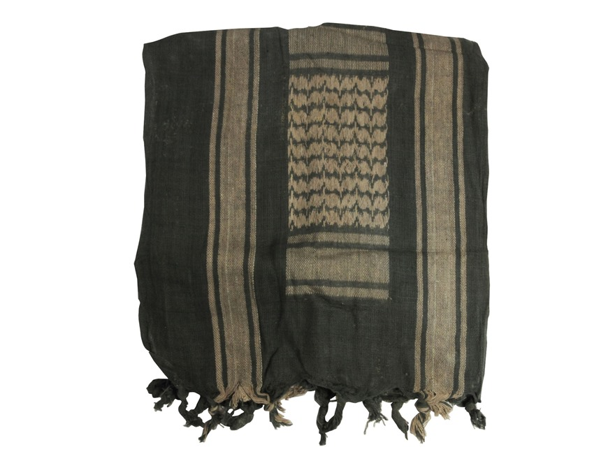 Voodoo Tactical Woven Coalition Desert Scarf Cotton
