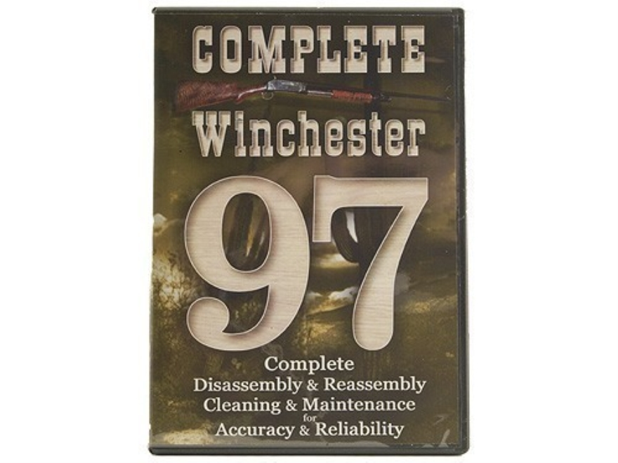"Competitive Edge Gunworks Video ""Winchester 97 Complete Disassembly and Reassembly, Cle..."