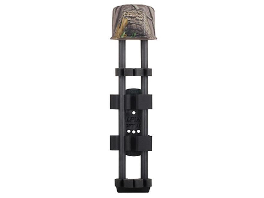Alpine Soft Loc 3-Arrow Detachable Bow Quiver Polymer Realtree Hardwoods Green Camo