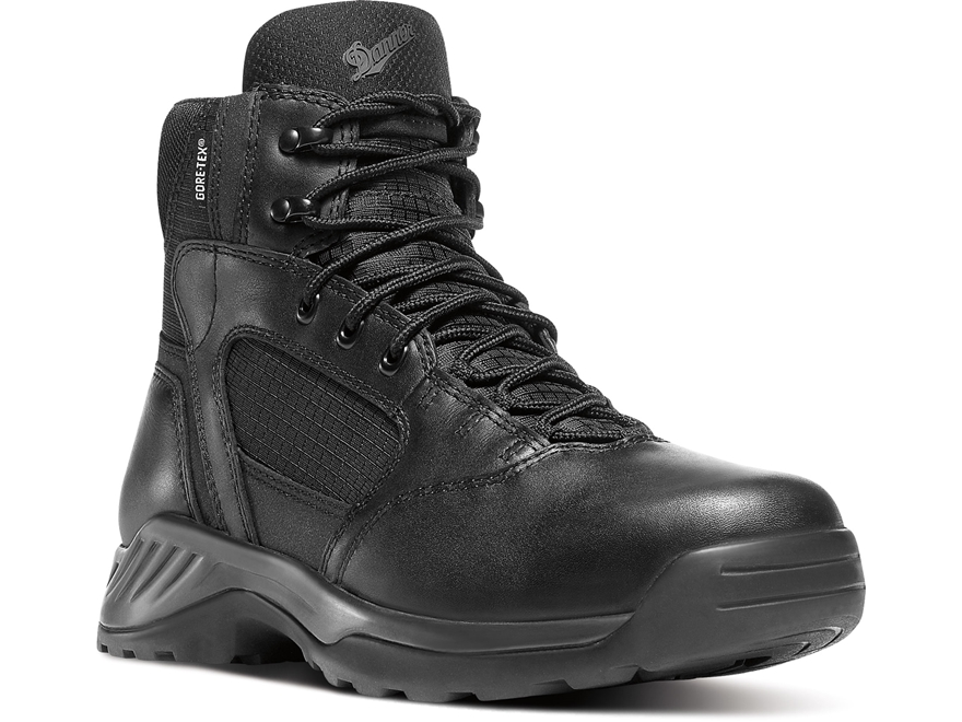 "Danner Kinetic 6"" Waterproof GORE-TEX Tactical Boots Leather Women's"