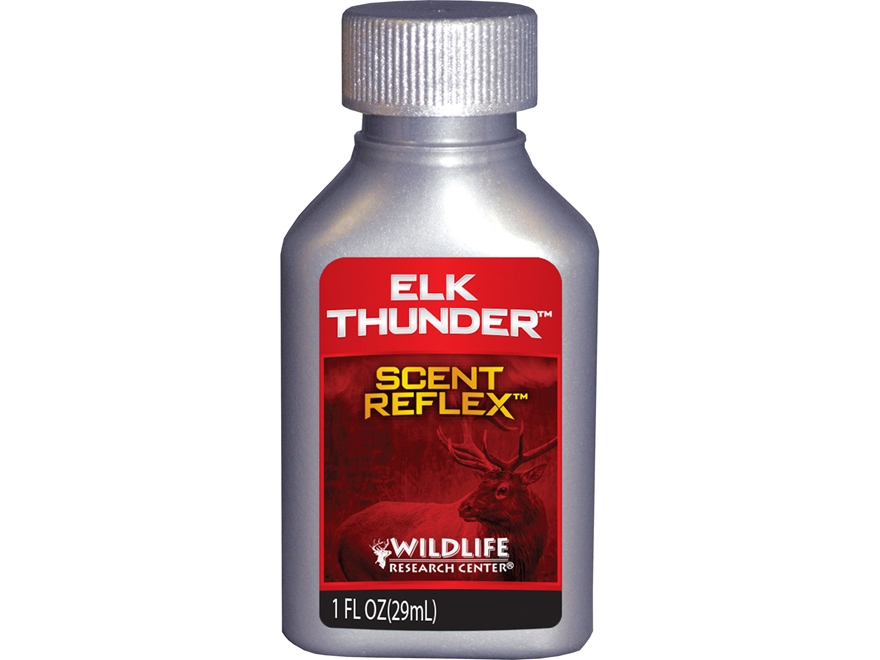 Wildlife Research Center Elk Thunder Synthetic Elk Scent Liquid