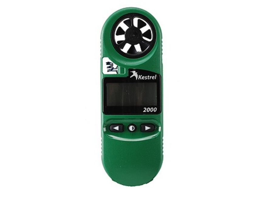 Kestrel 2000 Electronic Hand Held Thermo Wind Meter
