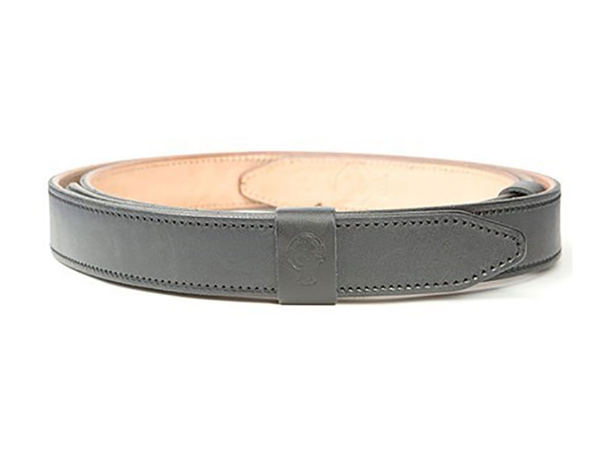 "CrossBreed Instructor Belt 1-1/2"" Leather Velcro Closure"