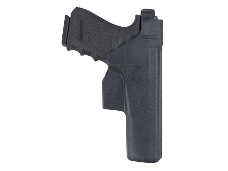 Glock Sport and Duty Holster 17, 19, 22, 23, 26, 27, 31, 32, 33 Polymer Black