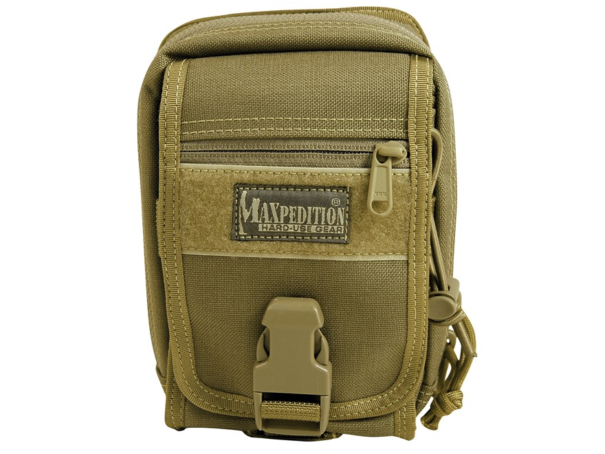 Maxpedition M-5 Waistpack Nylon Khaki
