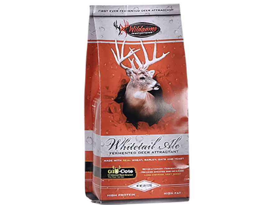 Wildgame Innovations Whitetail Ale Deer Attractant Powder 5 lb