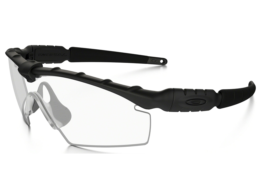 Oakley Ballistic Frame Glasses : Oakley SI Ballistic M-Frame 2.0 Shooting Glasses