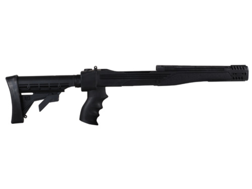 Advanced Technology Strikeforce 6-Position Collapsible Rifle Stock with Scorpion Recoil...