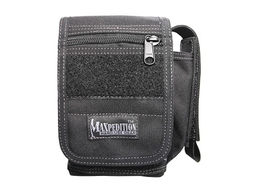 Maxpedition H-1 Waistpack Accessory Pouch Nylon Black