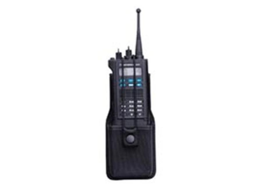 Bianchi 7314 Universal Radio Holder Motorola MT500, MT1000, Saber Nylon Black