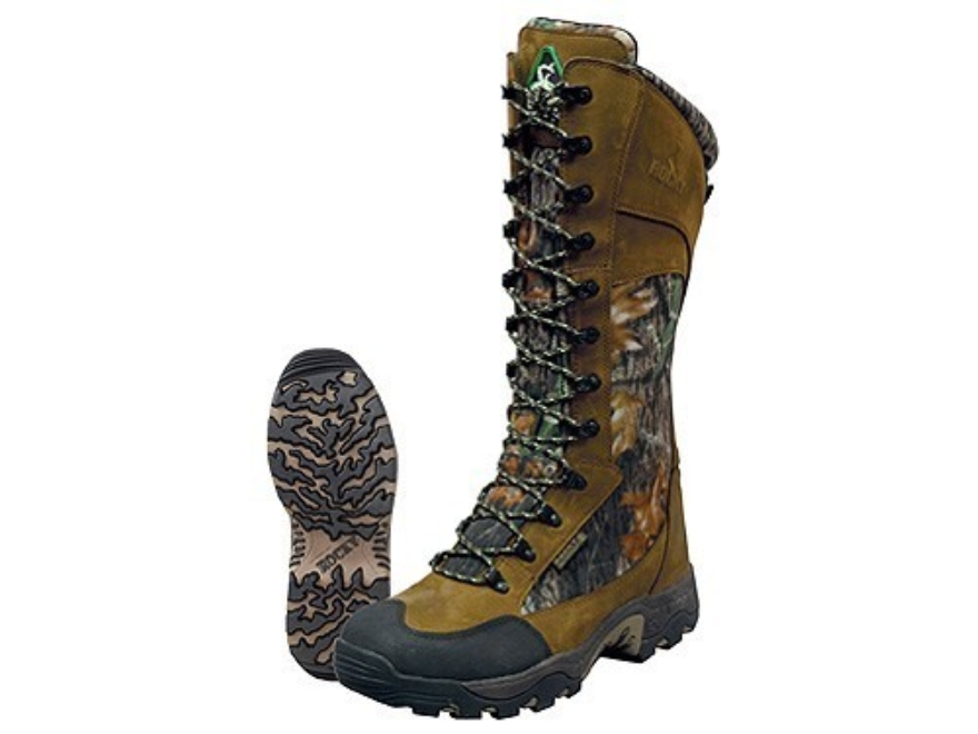 Rocky Lynx Zipper Snake 15 Uninsulated Hunting Boots - MPN: 7534-12D