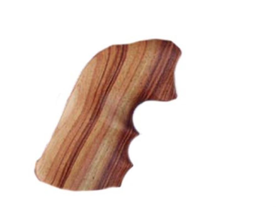 Hogue Fancy Hardwood Grips with Finger Grooves Ruger Super Blackhawk