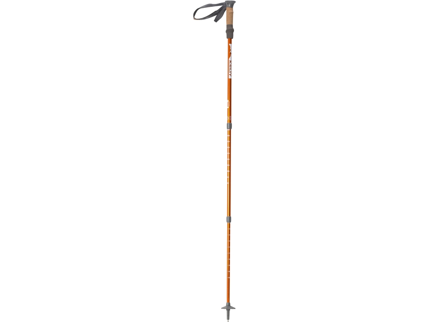 Kelty Range 1.0 Trekking Pole Aluminum Orange