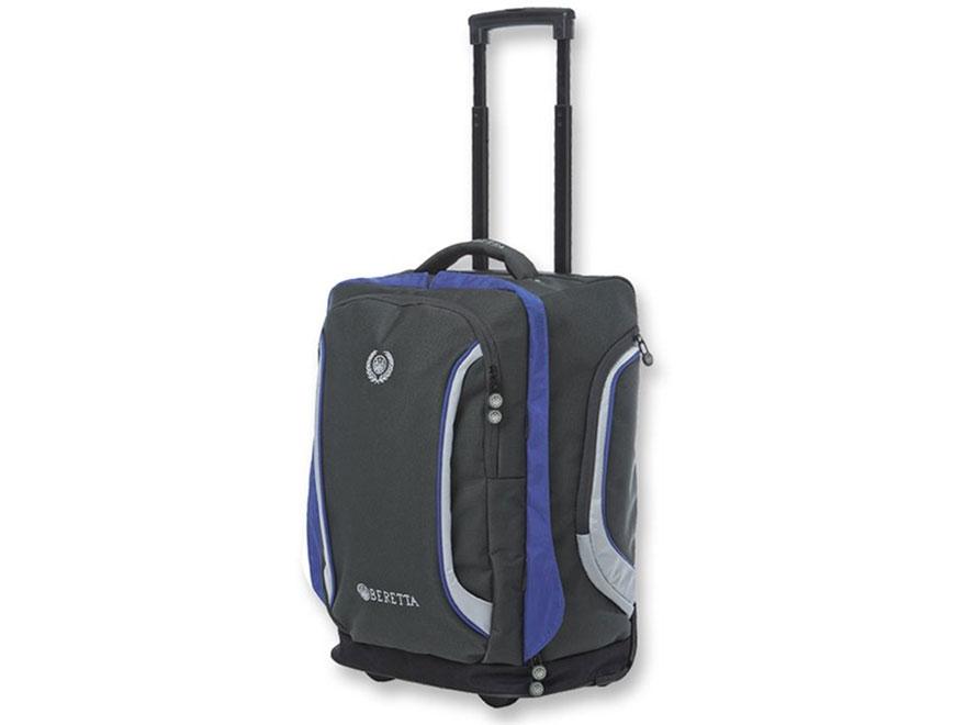 Beretta 692 Cabin Trolley Duffle Bag with Wheels Nylon Gray