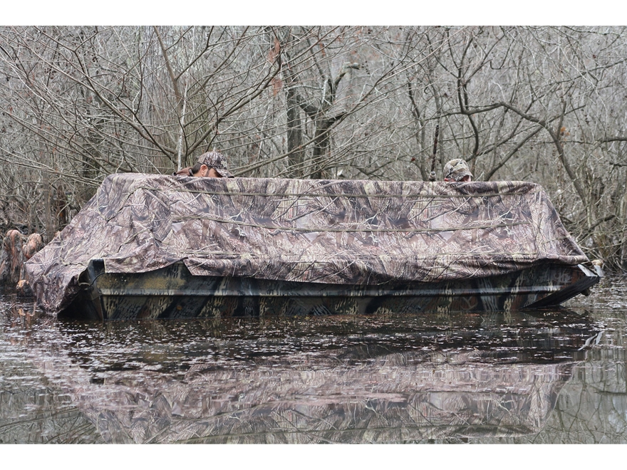 Beavertail 1400 Boat Blind Nylon