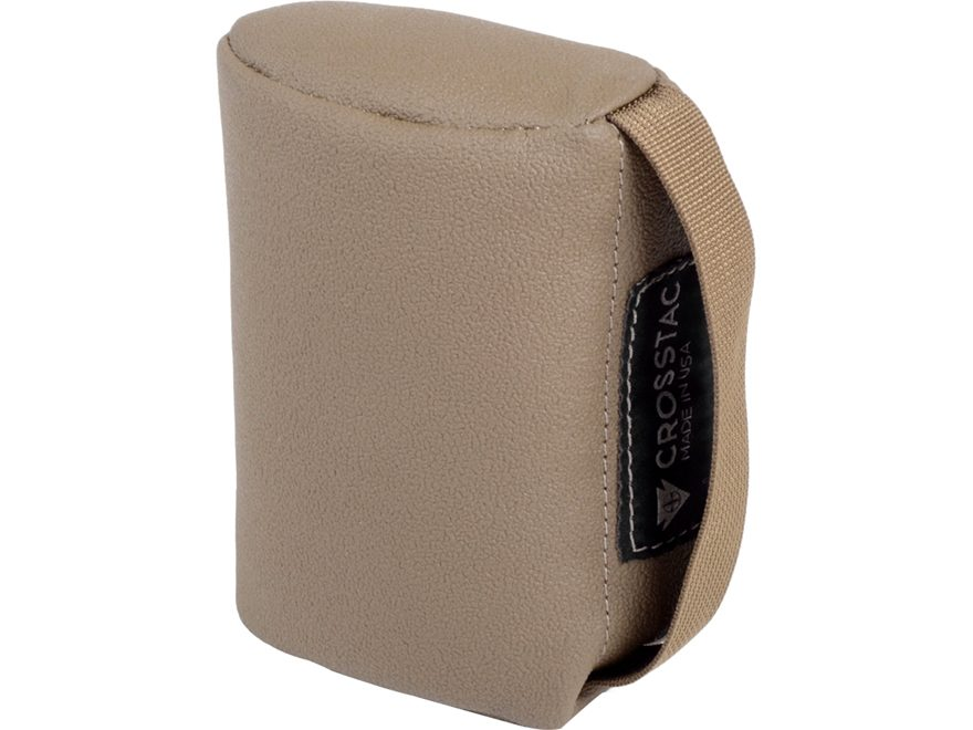 CrossTac Rear Squeeze Shooting Rest Bag ToughTek Coyote Brown