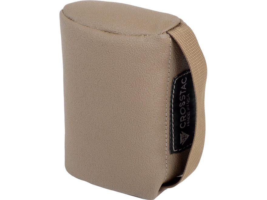 CrossTac Rear Squeeze Shooting Rest Bag ToughTek Coyote Brown