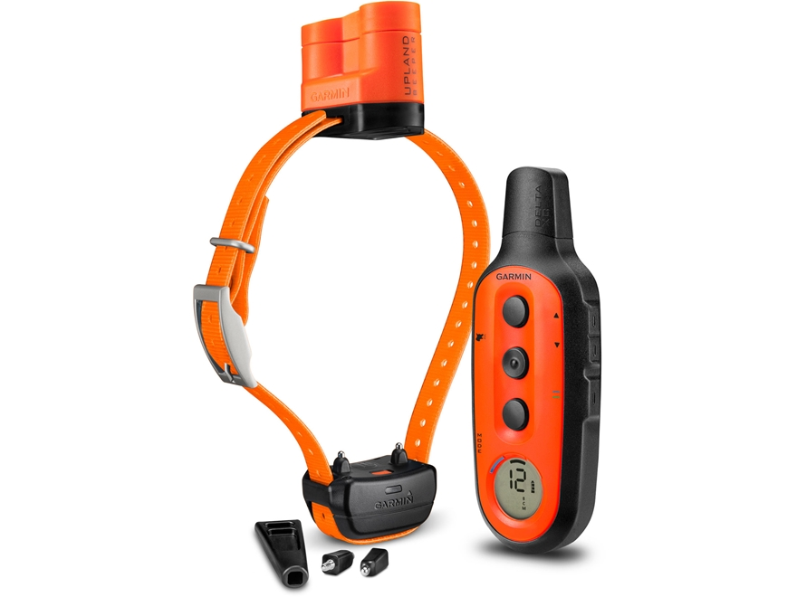 Garmin Delta Upland XC Electronic Dog Training System Blaze Orange