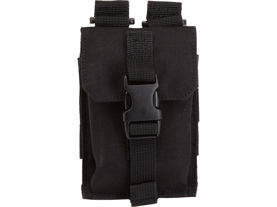 5.11 Strobe/GPS Pouch Nylon Black