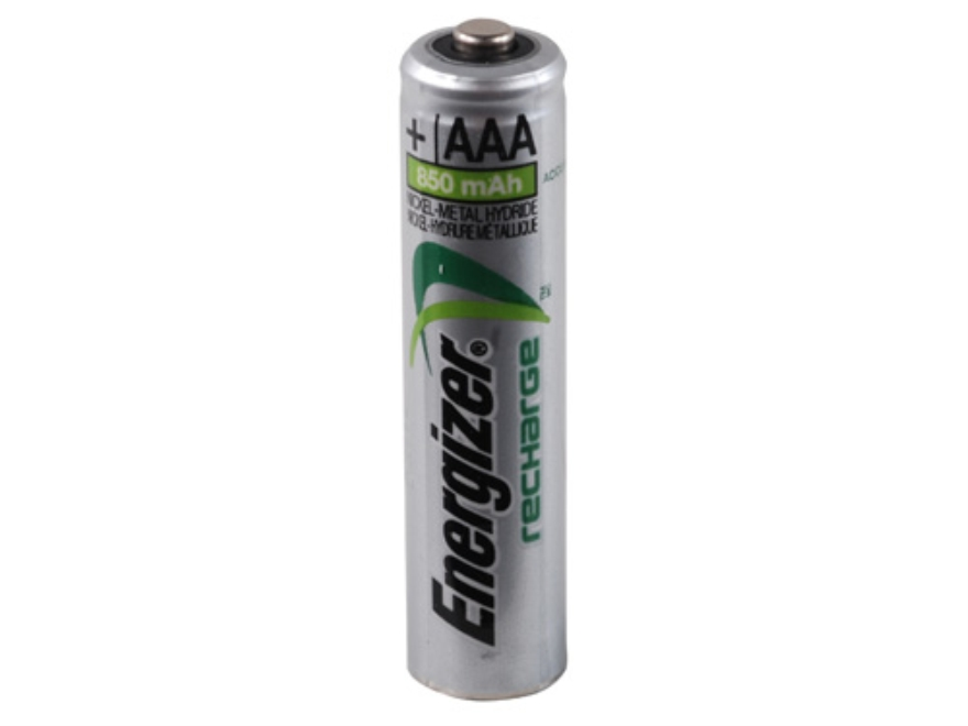 Energizer Battery AAA Rechargeable Pack of 4