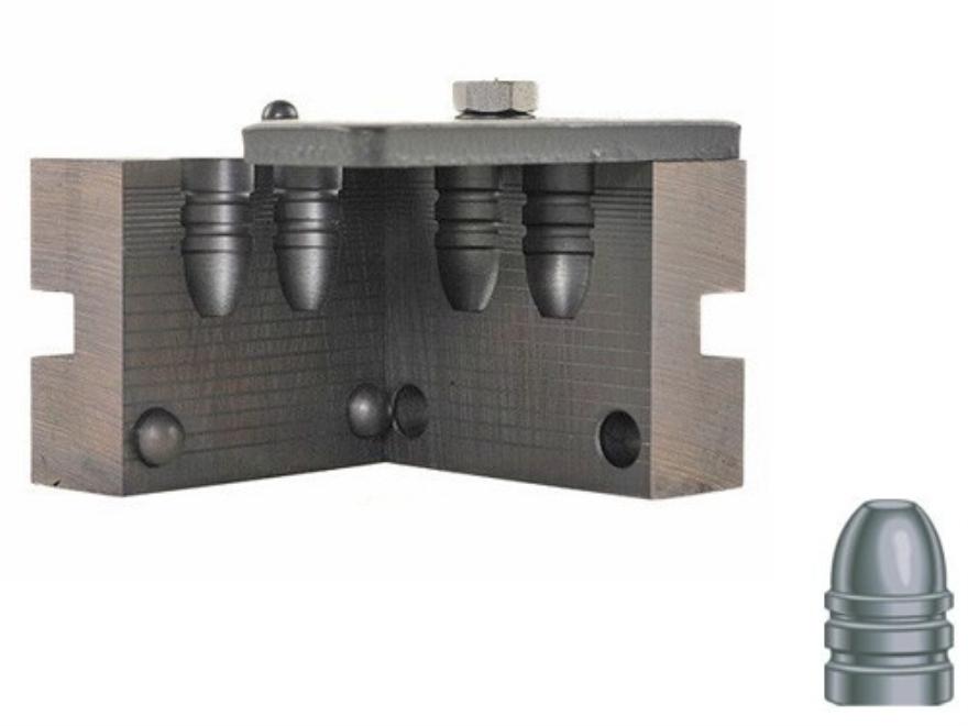 RCBS 2-Cavity Bullet Mold 45-250-FN 45 Caliber (454 Diameter) 250 Grain Flat Nose