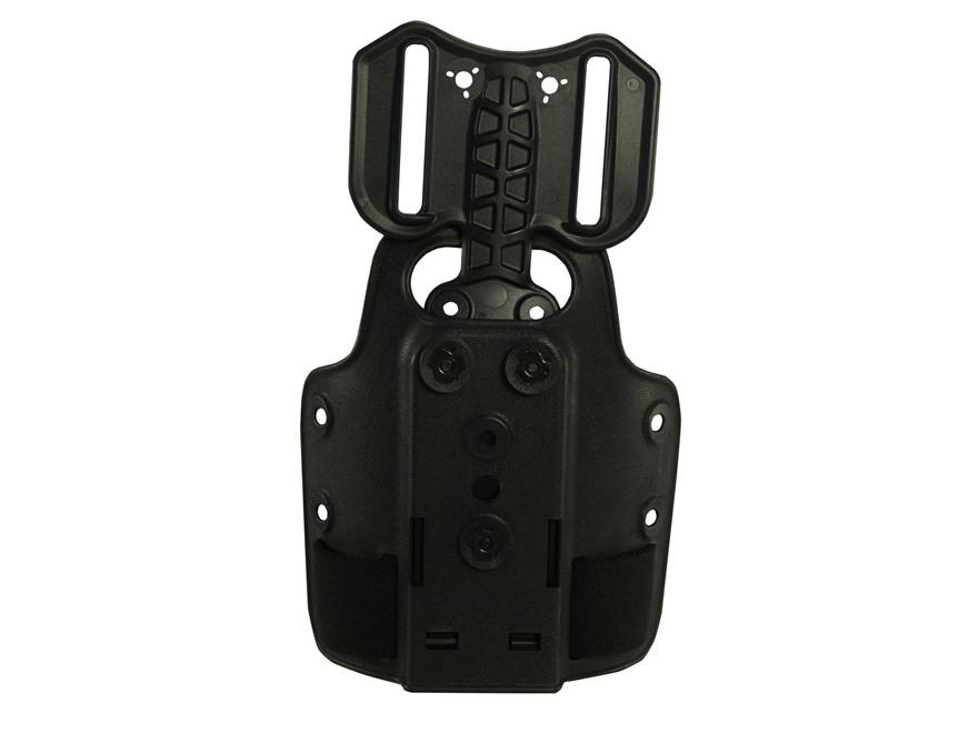 Safariland Drop Flex Adaptor with Leg Shroud Assembly Polymer