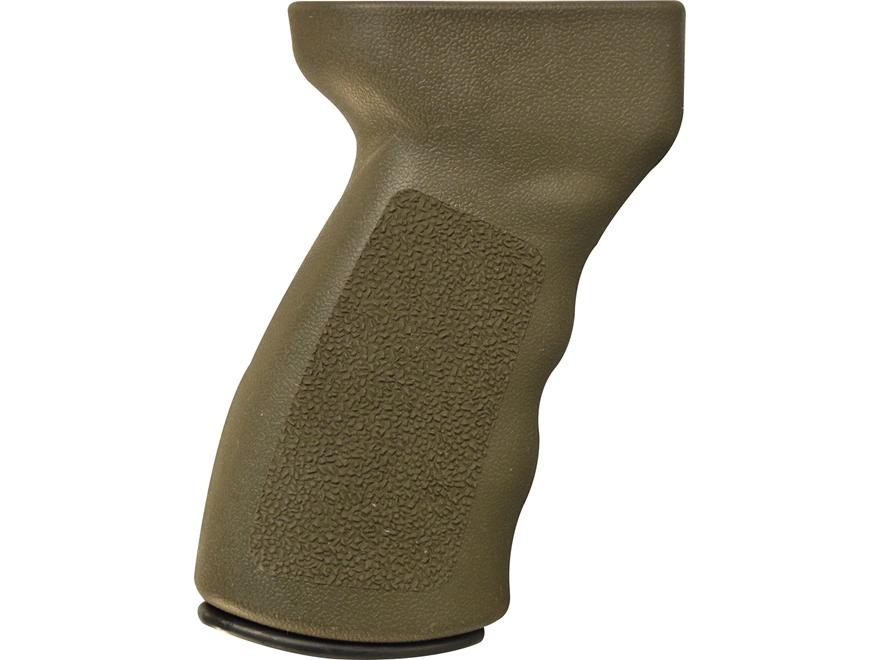 ERGO Sure Grip Pistol Grip AK-47 Ambidextrous Overmolded Rubber