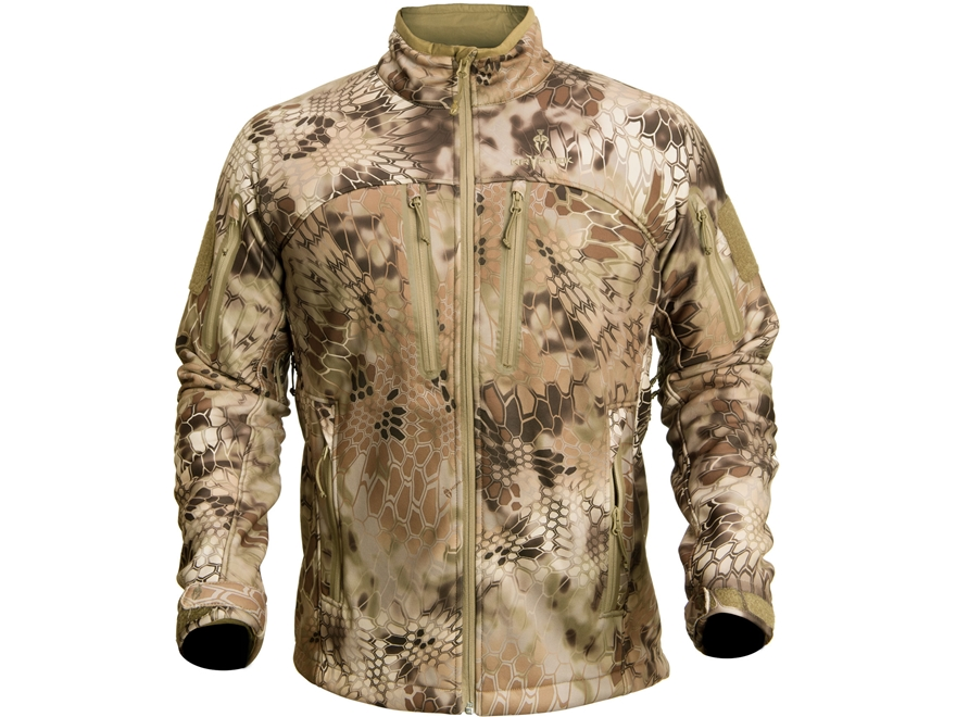 Kryptek Men's Cadog Softshell Windproof Jacket Polyester