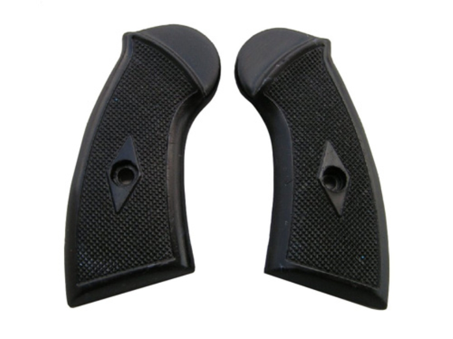 Vintage Gun Grips Clerk First Polymer Black