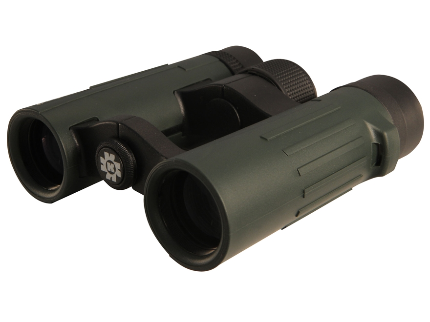 Konus Supreme Binocular 26mm Roof Prism Rubber Armored Green