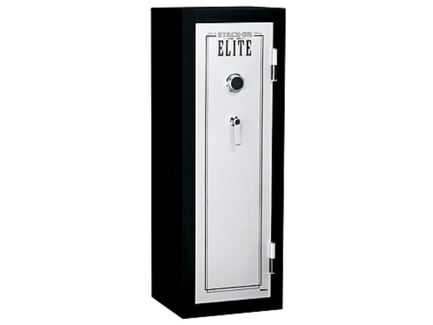 Stack-On Full Sized Fire Resistant Executive Safe with Combination Lock and 4 Shelves B...