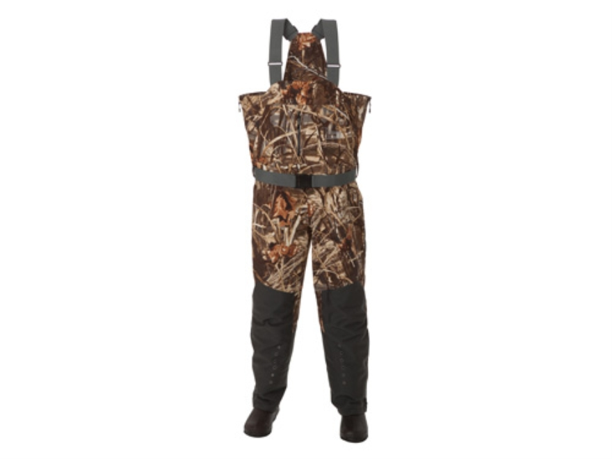 Banded RedZone Breathable Uninsulated Chest Waders Polyester Realtree Max-4 Camo Men's 12
