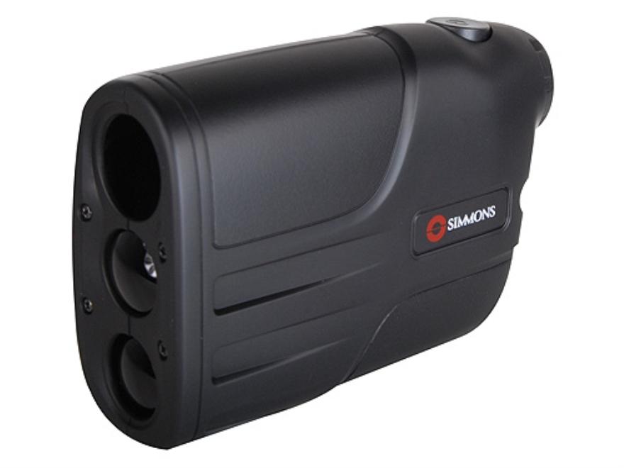 Simmons LRF600 Laser Rangefinder 4x Black