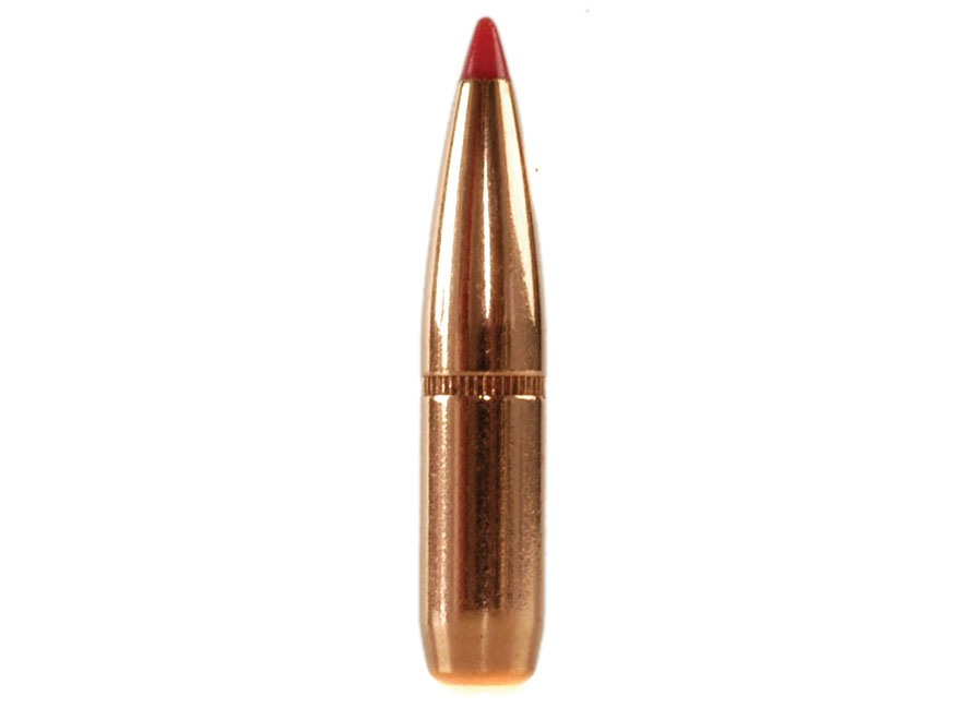 Hornady InterLock Bullets 264 Caliber, 6.5mm (264 Diameter) 140 Grain SST Boat Tail Box...