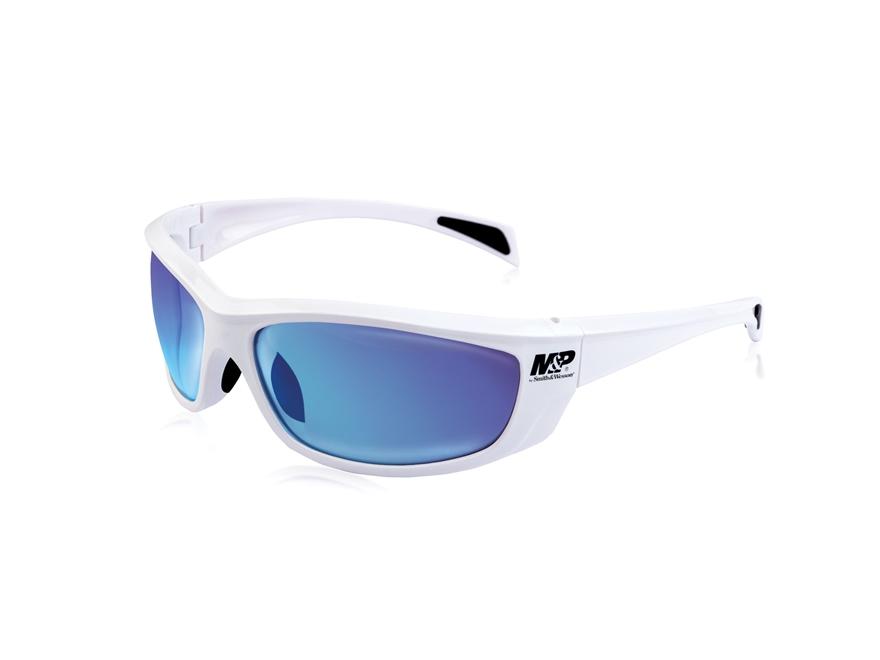 Smith & Wesson M&P Whitehawk Shooting Glasses White Frame