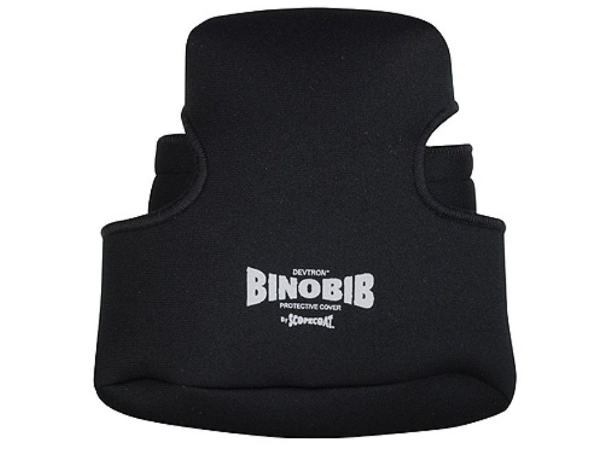 Scopecoat BinoBib Binocular Cover Nikon Action 8x 40mm Porro Prism Black
