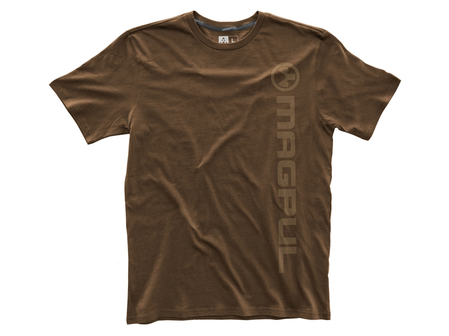 Magpul Men's Vert Logo T-Shirt Short Sleeve Cotton