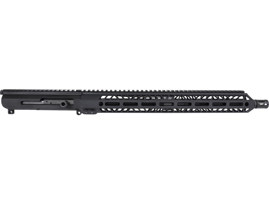 "AR-Stoner AR-15 Side Charging Upper Receiver Assembly 5.56x45mm 16"" Barrel with 15"" M-L..."
