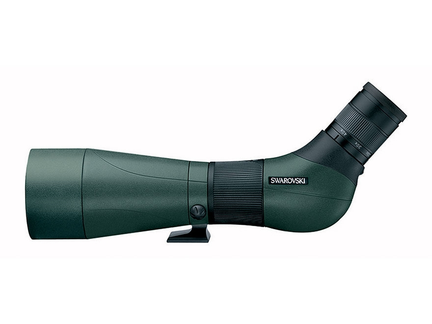 Swarovski ATS 65 HD Spotting Scope 20-60x 65mm Angled Body Green