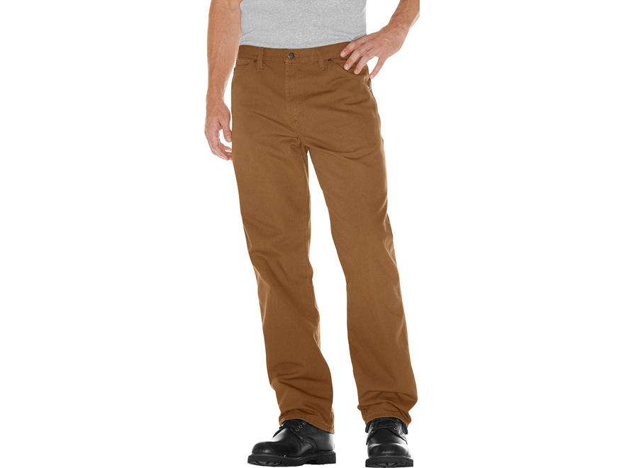 Dickies Men's Relaxed Fit Carpenter Duck Jeans