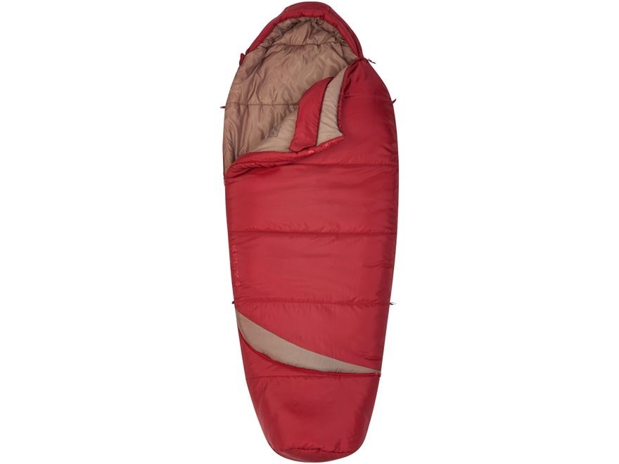 Kelty Tuck EX Thermapro Mummy Sleeping Bag Polyester