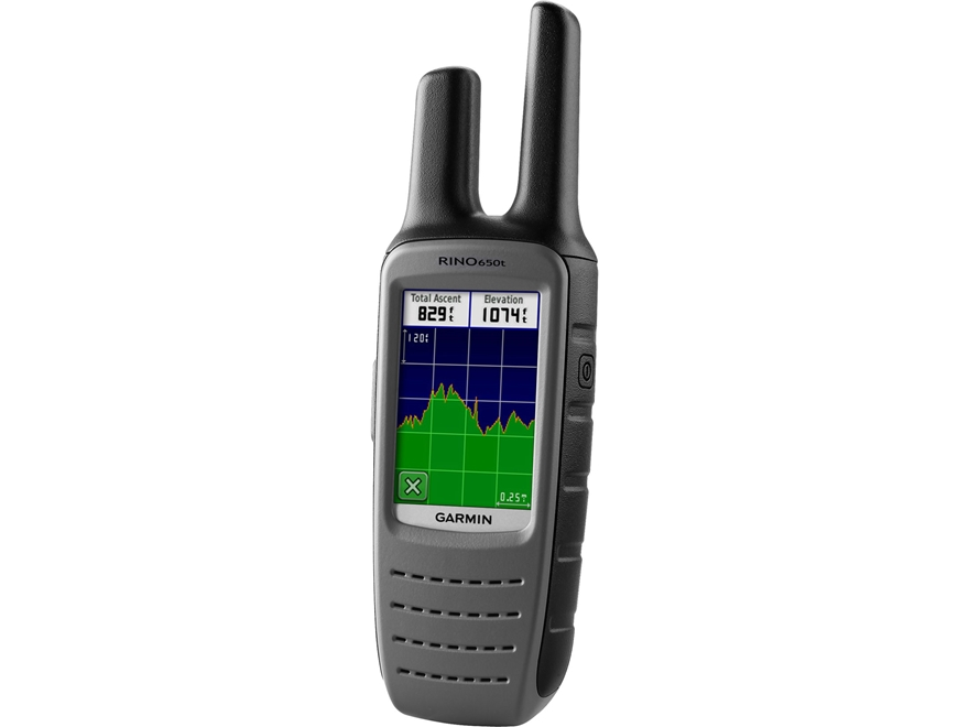 Garmin Rino 650t Handheld GPS Unit