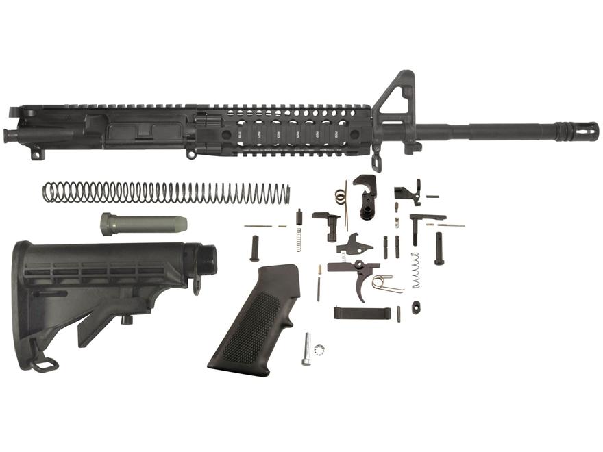 "AR-Stoner M4 Carbine Kit AR-15 5.56x45mm NATO 16"" Barrel Daniel Defense DDM4 Rail"